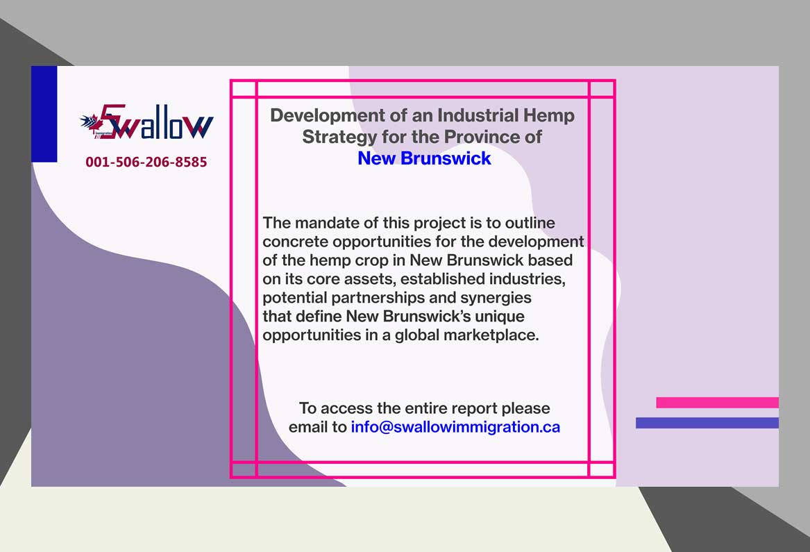 Hemp of New Brunswick
