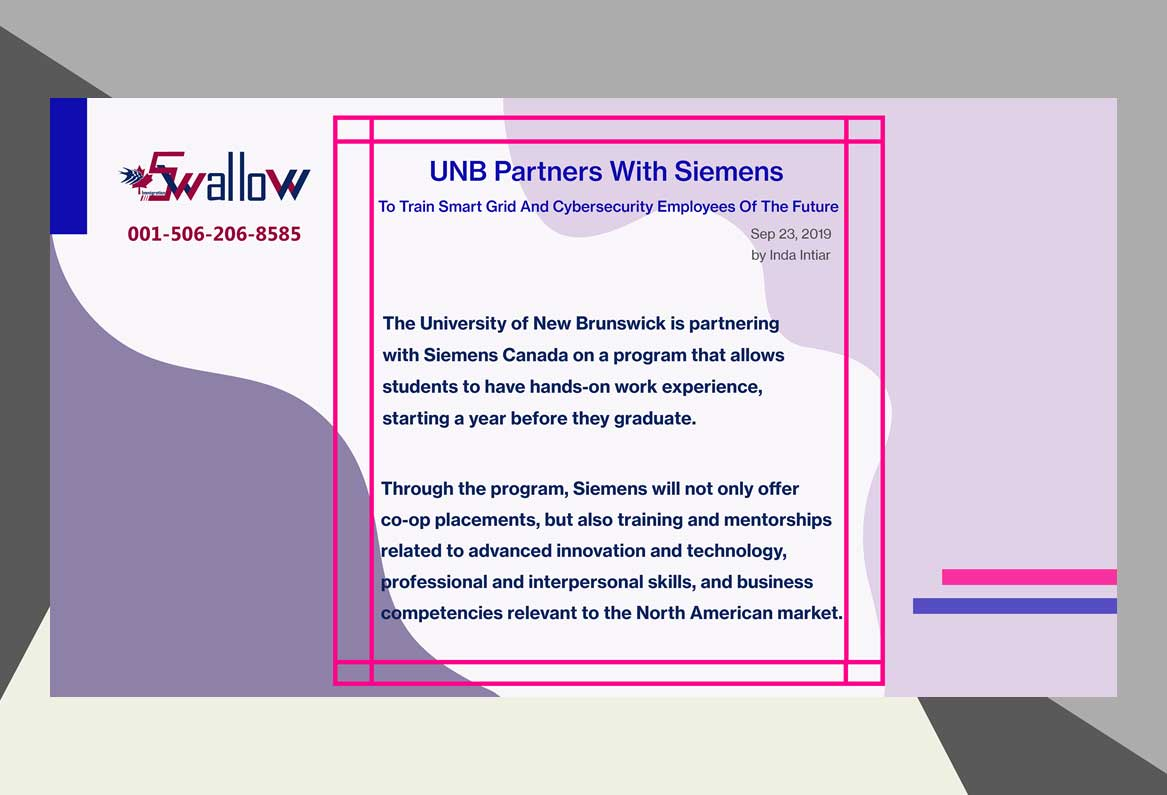 UNB With Siemens