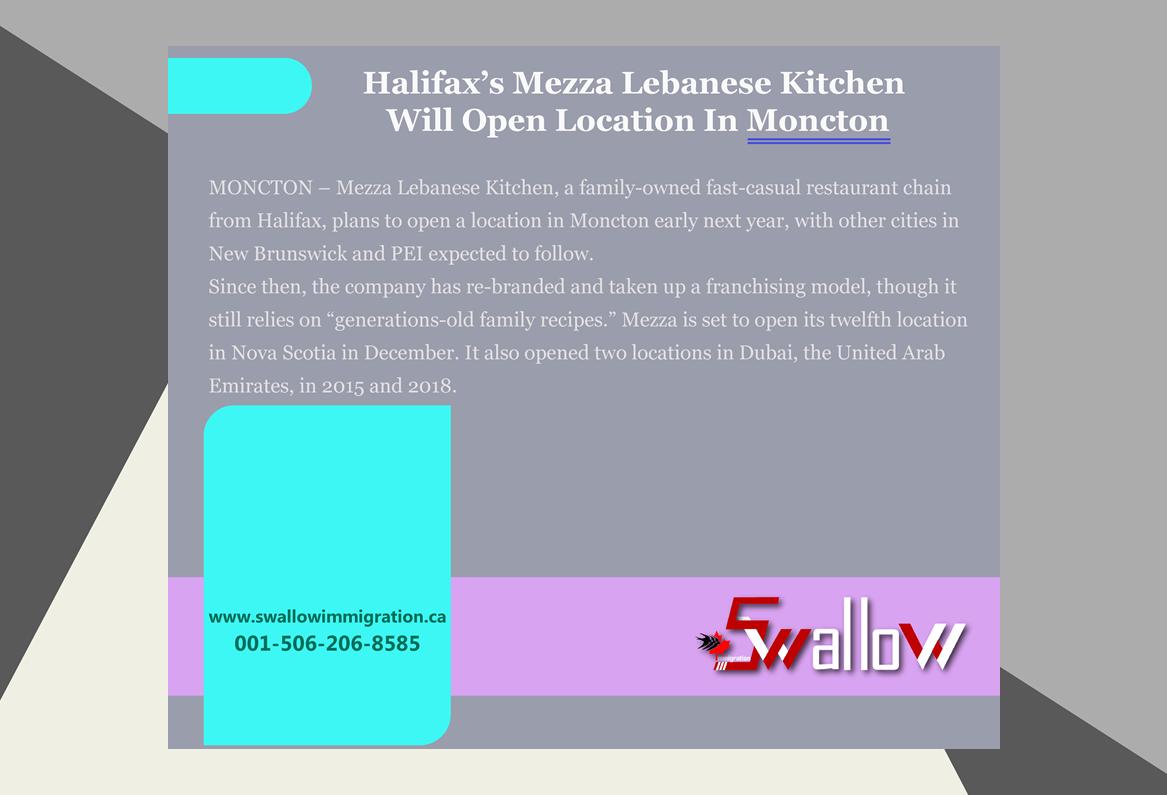 Halifax's Mezza Lebanese