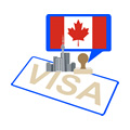 Tourist Visa Icon
