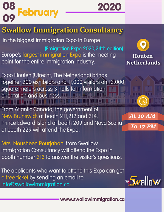 Event Swallow Immigration in Netherlands