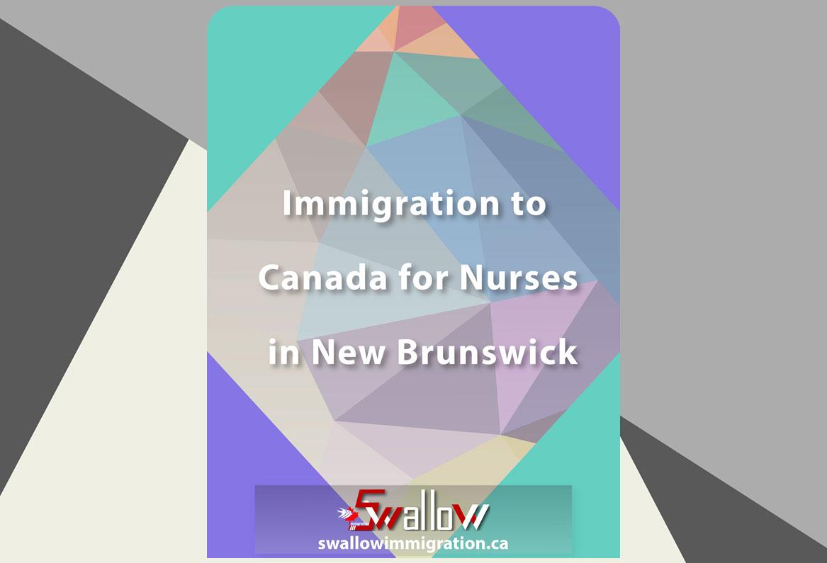 Nurses migrate to New Brunswick