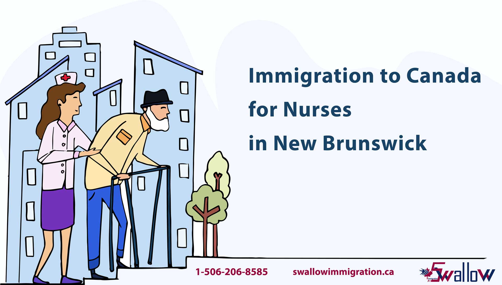 Immigration to Canada for Nurses in New Brunswick