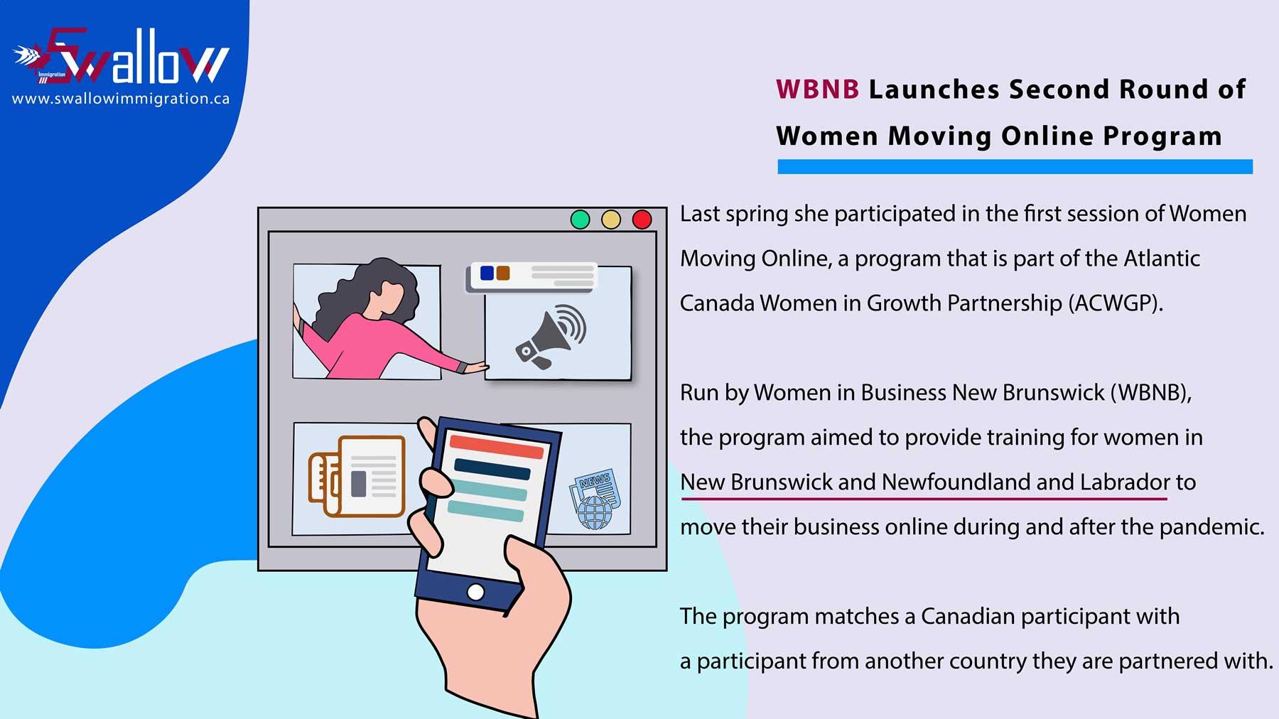 New Brunswick Women Entrepreneurs