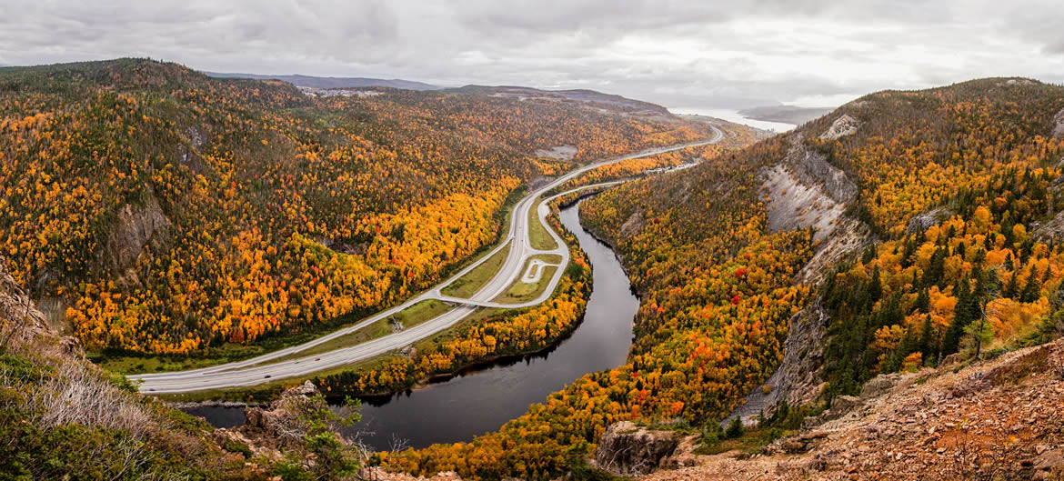 Autumn in Newfoundland