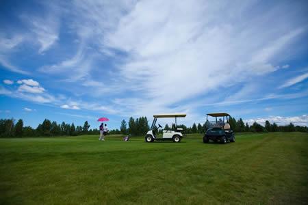 Golf in Prince Edward Island