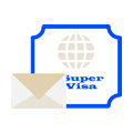 Super Visa Icon