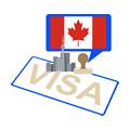 Tourist Visa Icon